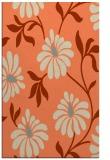 rug #675085 |  orange natural rug