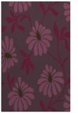 rug #675113 |  purple rug