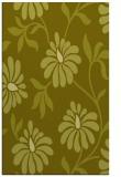 rug #675209 |  light-green natural rug