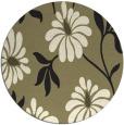 rug #675551 | round natural rug