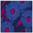 rug #675973   square blue popular rug