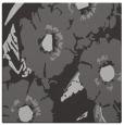 rug #676145 | square orange natural rug