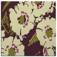 rug #676173   square purple natural rug