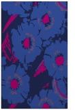 rug #676677 |  blue natural rug