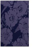 rug #676733 |  blue-violet natural rug
