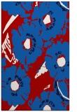 rug #676889 |  red popular rug