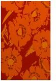 rug #676893 |  orange natural rug