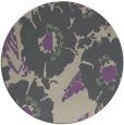 rug #677181 | round beige natural rug