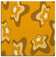 rug #679801 | square light-orange graphic rug