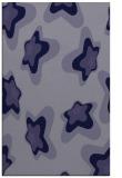 rug #680257    blue-violet graphic rug
