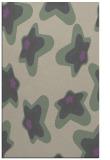 rug #680349 |  purple graphic rug
