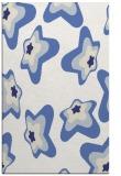 rug #680449 |  blue natural rug