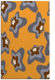 rug #680517 |  light-orange graphic rug