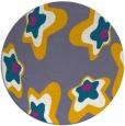 rug #680834 | round natural rug