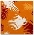 rug #681417   square orange natural rug