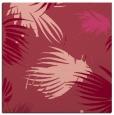rug #681441   square pink rug