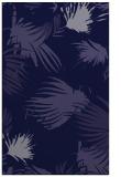 rug #682013 |  blue-violet natural rug