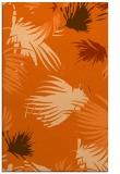 rug #682189 |  red-orange natural rug