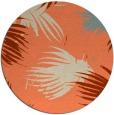 rug #682477 | round beige popular rug