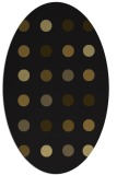rug #685213 | oval circles rug