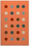 rug #685645 |  beige retro rug