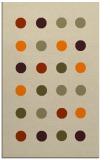 rug #685765 |  beige retro rug