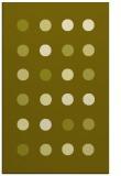 rug #685769 |  light-green retro rug