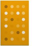 rug #685785    light-orange retro rug