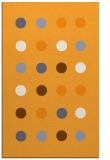rug #685797 |  light-orange retro rug