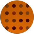 rug #686060 | round circles rug