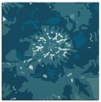 rug #688313 | square blue-green graphic rug
