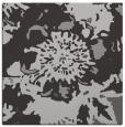 rug #688465 | square orange graphic rug