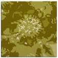 rug #688585 | square light-green rug