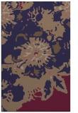 rug #689077    blue-violet natural rug