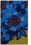 rug #689137 |  blue rug