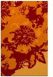 rug #689157 |  red-orange natural rug