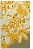 rug #689257    yellow graphic rug