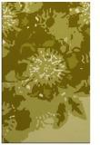 rug #689289 |  light-green graphic rug