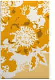 rug #689305 |  light-orange graphic rug
