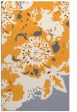rug #689317 |  light-orange graphic rug