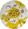 rug #689622 | round graphic rug