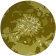 rug #689641 | round light-green rug