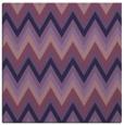rug #690121 | square blue-violet rug