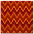 rug #690269 | square red popular rug