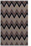 rug #690738 |  stripes rug