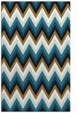 rug #690749    black stripes rug