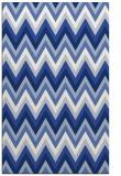 rug #690769 |  blue popular rug