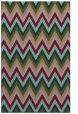 rug #690849    brown stripes rug
