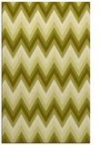 rug #691049 |  light-green popular rug