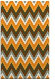 rug #691073 |  light-orange rug